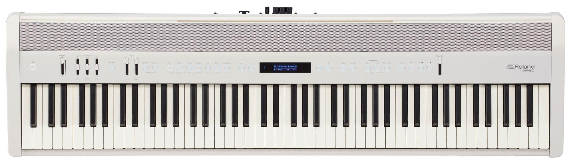 Roland FP 60 WH Stagepiano weiß