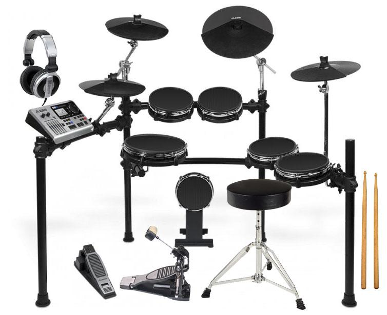 alesis dm10 studio kit mesh e drum set kirstein music shop. Black Bedroom Furniture Sets. Home Design Ideas