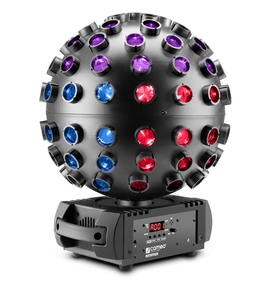 Lichteffekte - Cameo Rotofever - Onlineshop Musikhaus Kirstein