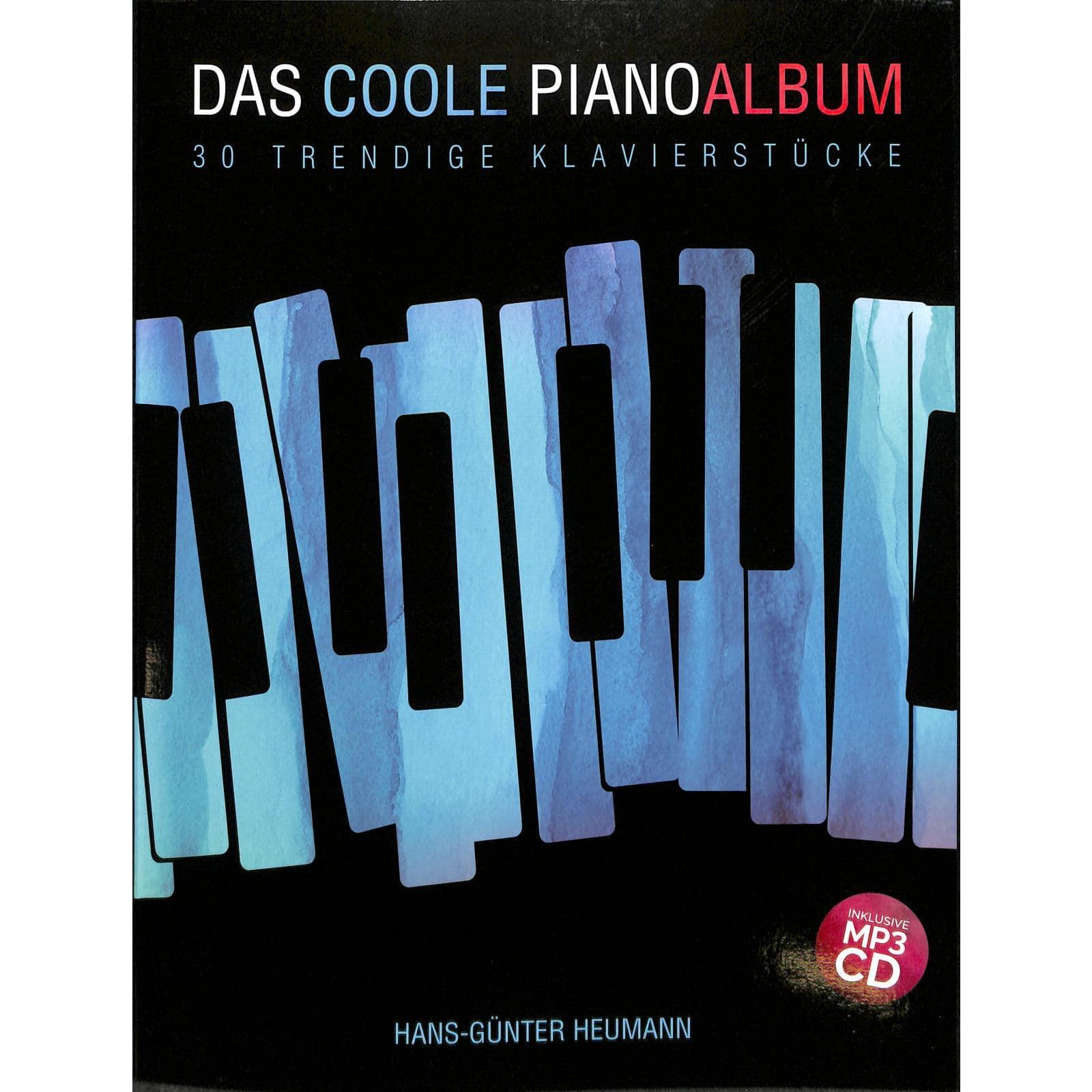 Klavierlernen - Das coole Pianoalbum - Onlineshop Musikhaus Kirstein