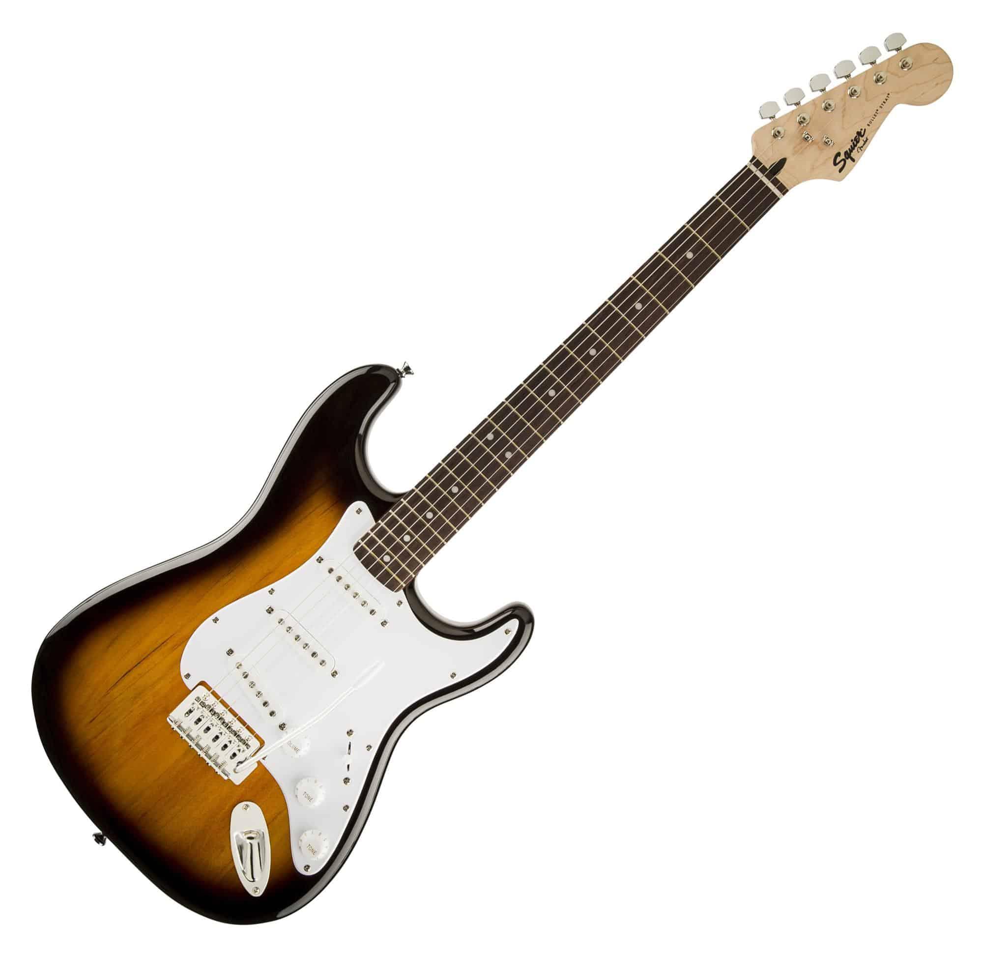 Egitarren - Fender Squier Bullet Strat IL BSB - Onlineshop Musikhaus Kirstein