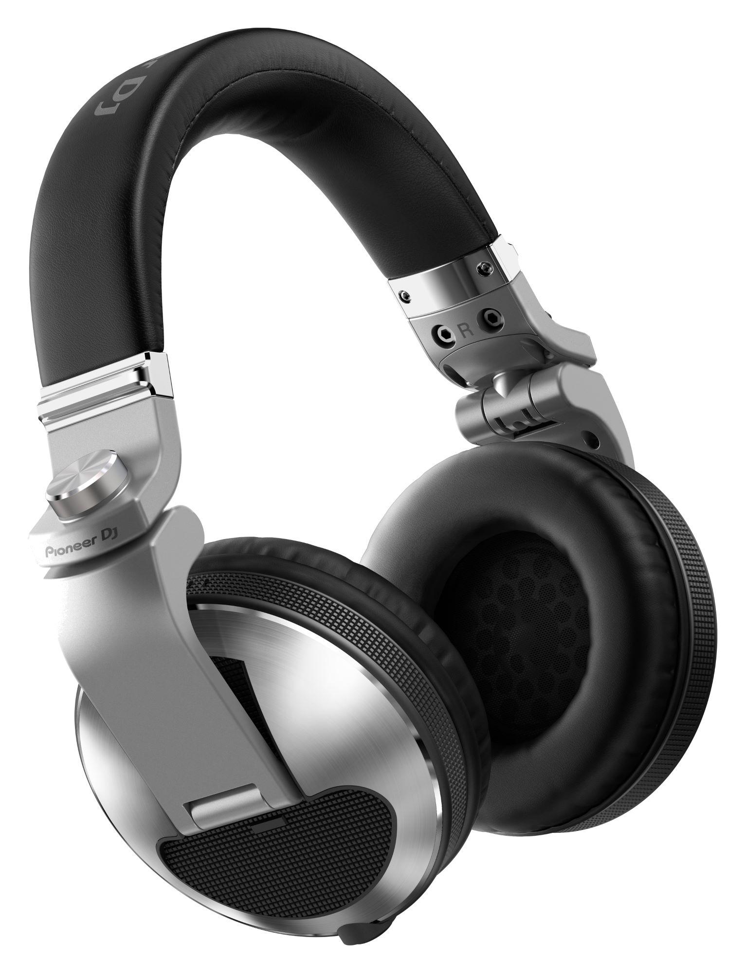 Kopfhoerer - Pioneer DJ HDJ X10 S Silber - Onlineshop Musikhaus Kirstein