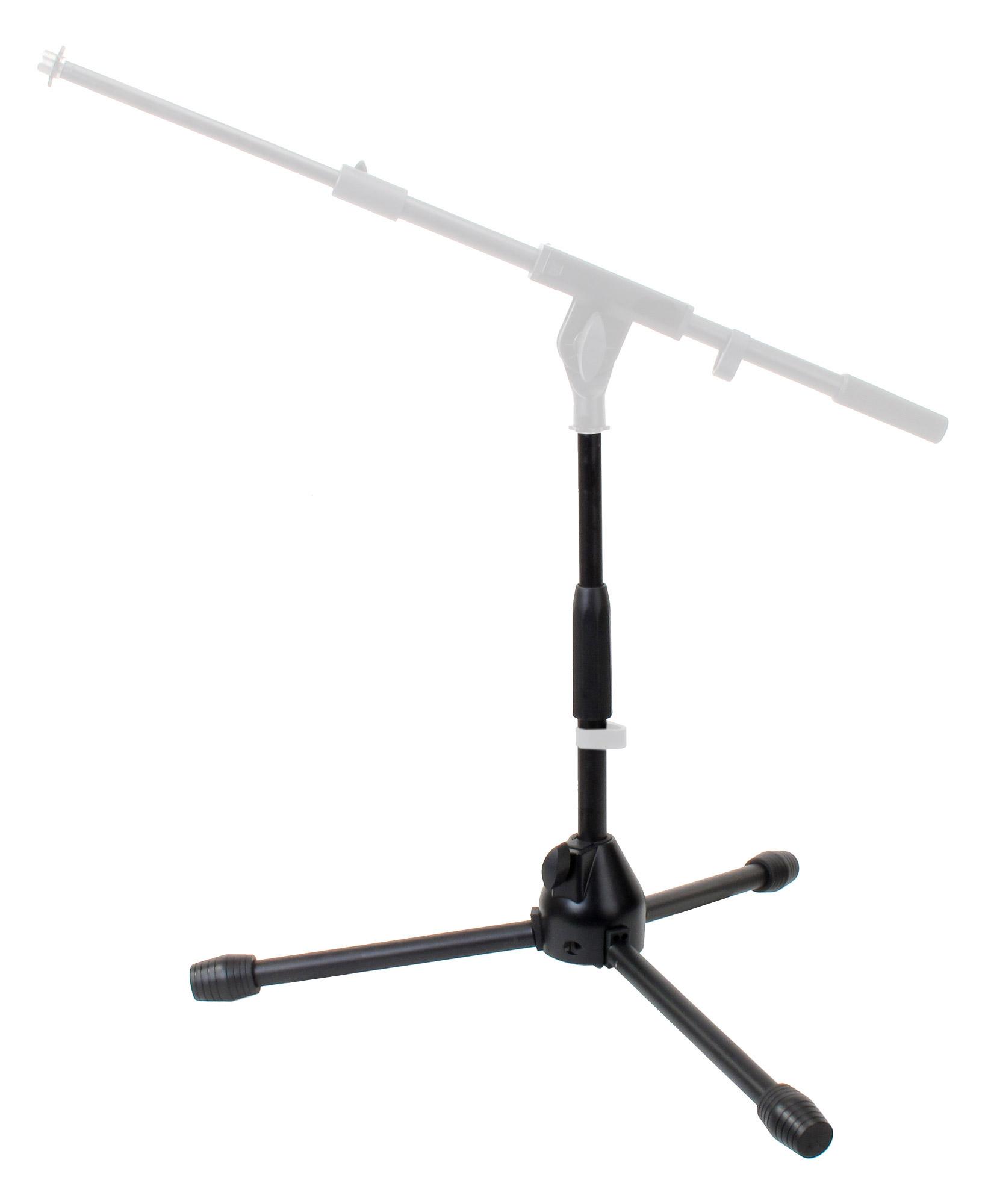 Studiozubehoer - Pronomic MS 420 Mikrofonständer niedrig schwarz unvollständig! - Onlineshop Musikhaus Kirstein