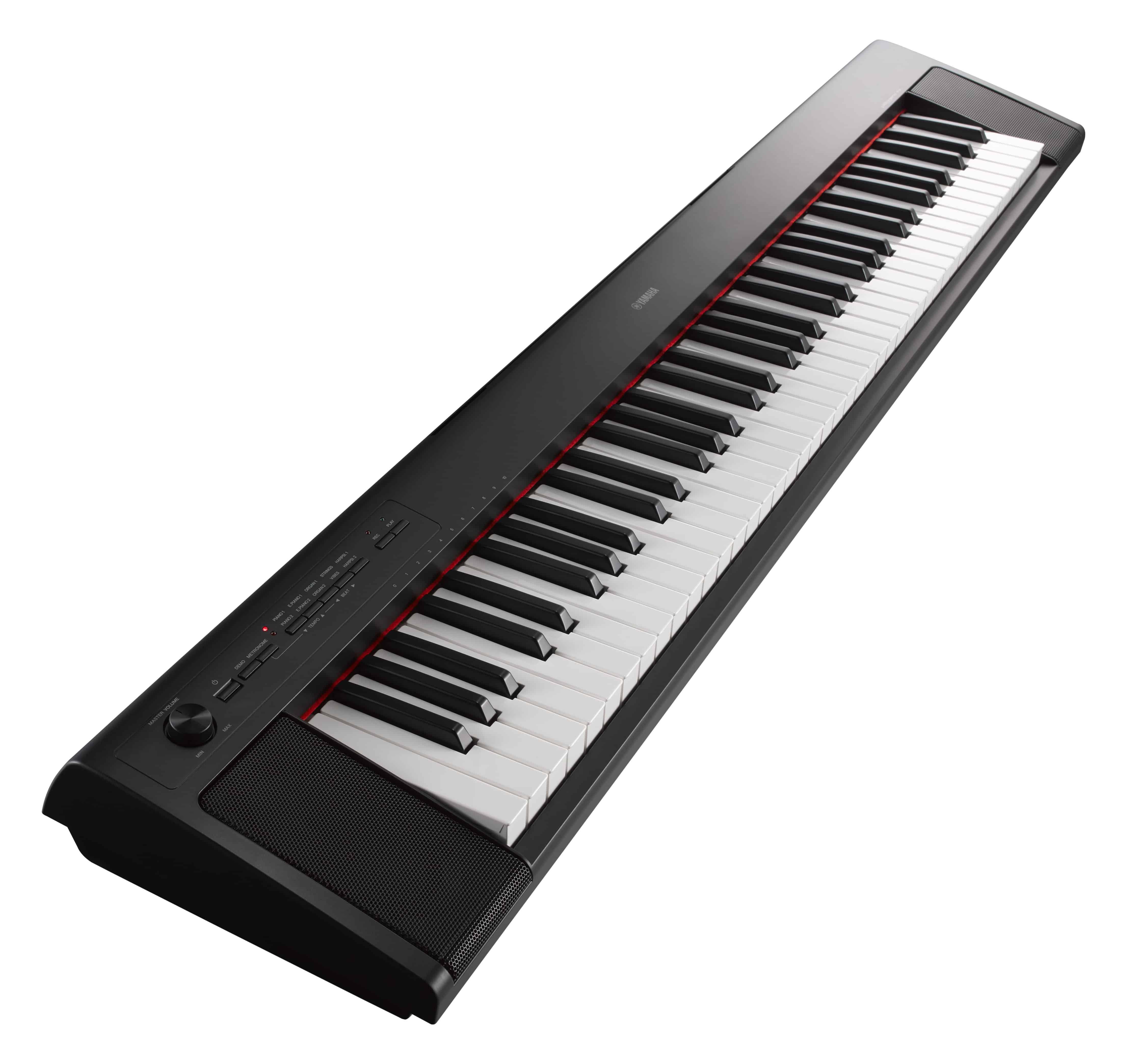 Yamaha NP 32 Portable Piano schwarz