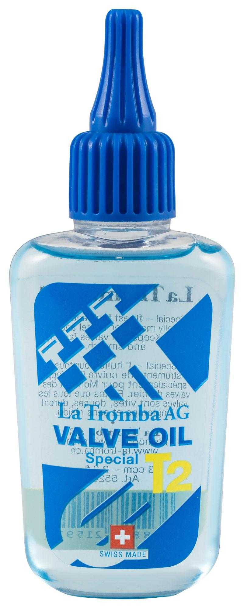 La Tromba T2 Valve Oil Spezial Ventilöl