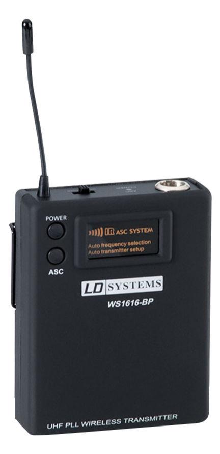 Drahtlossysteme - LD Systems Sweet SixTeen BP B5 - Onlineshop Musikhaus Kirstein