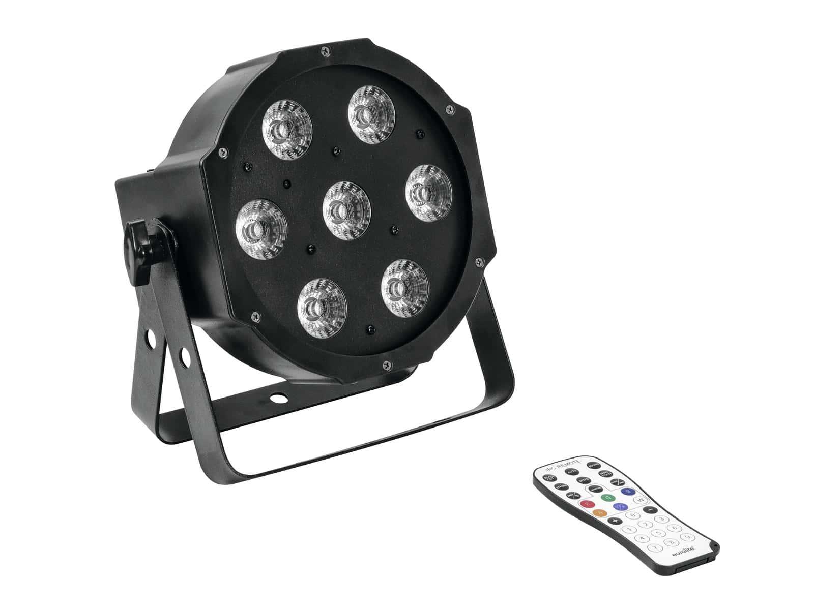 Eurolite LED SLS 7 HCL Floorspot