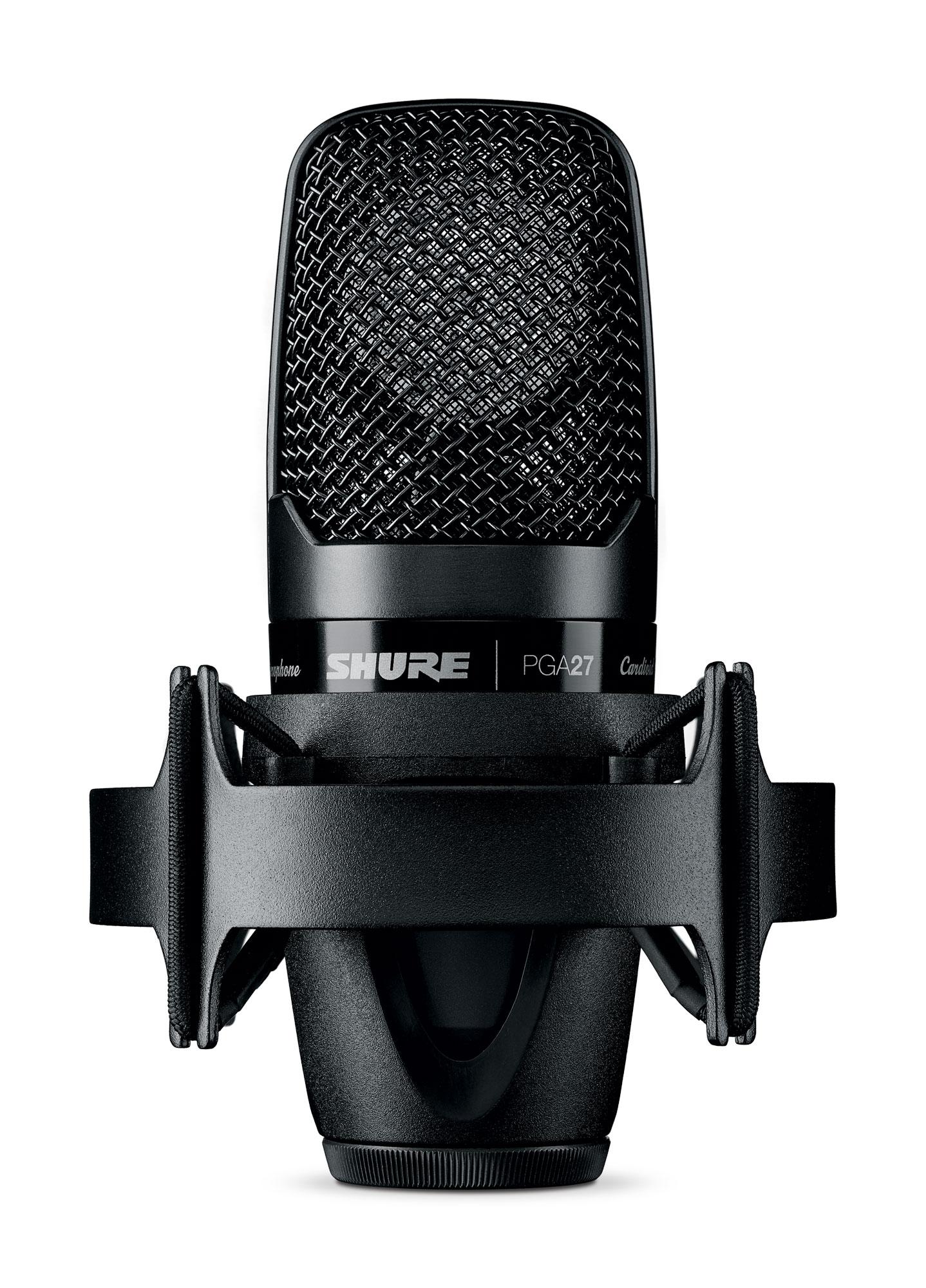 Mikrofone - Shure PGA 27 LC - Onlineshop Musikhaus Kirstein