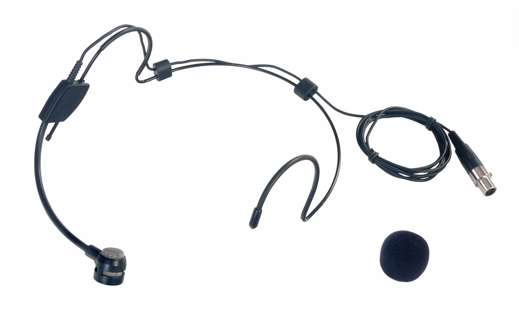 Pronomic HS 0211S Headset Mikrofon