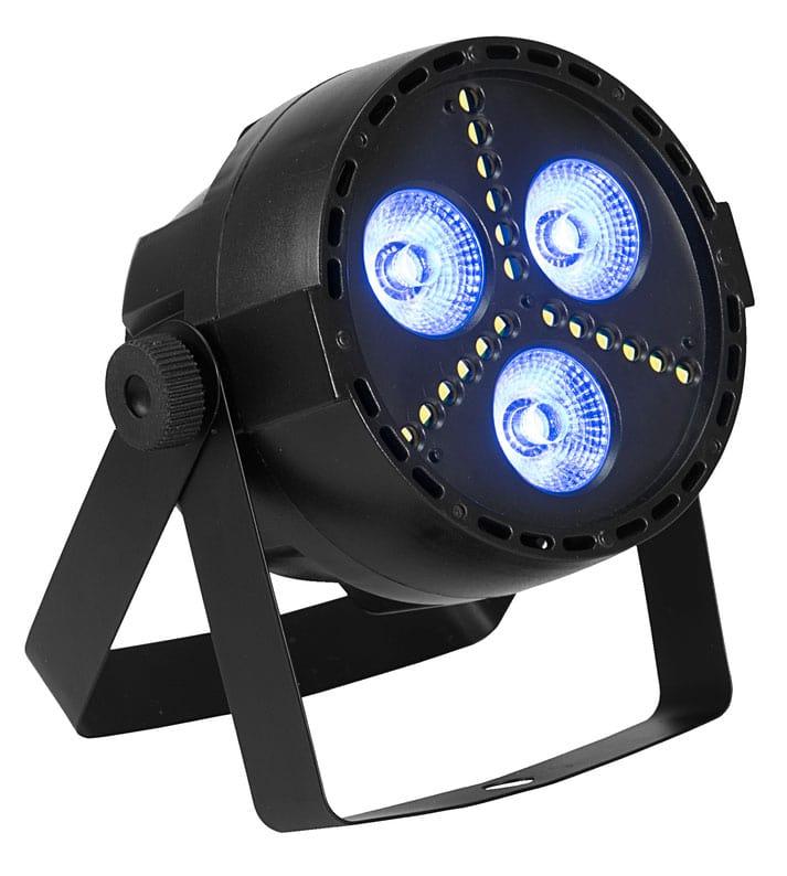 Scheinwerfer - Eurolite LED PARty Hybrid Spot - Onlineshop Musikhaus Kirstein