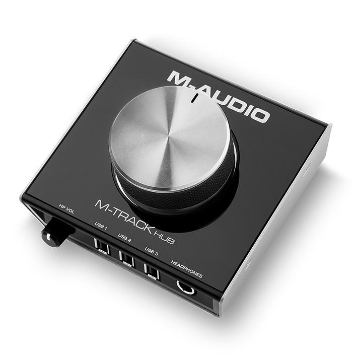 M Audio M Track Hub