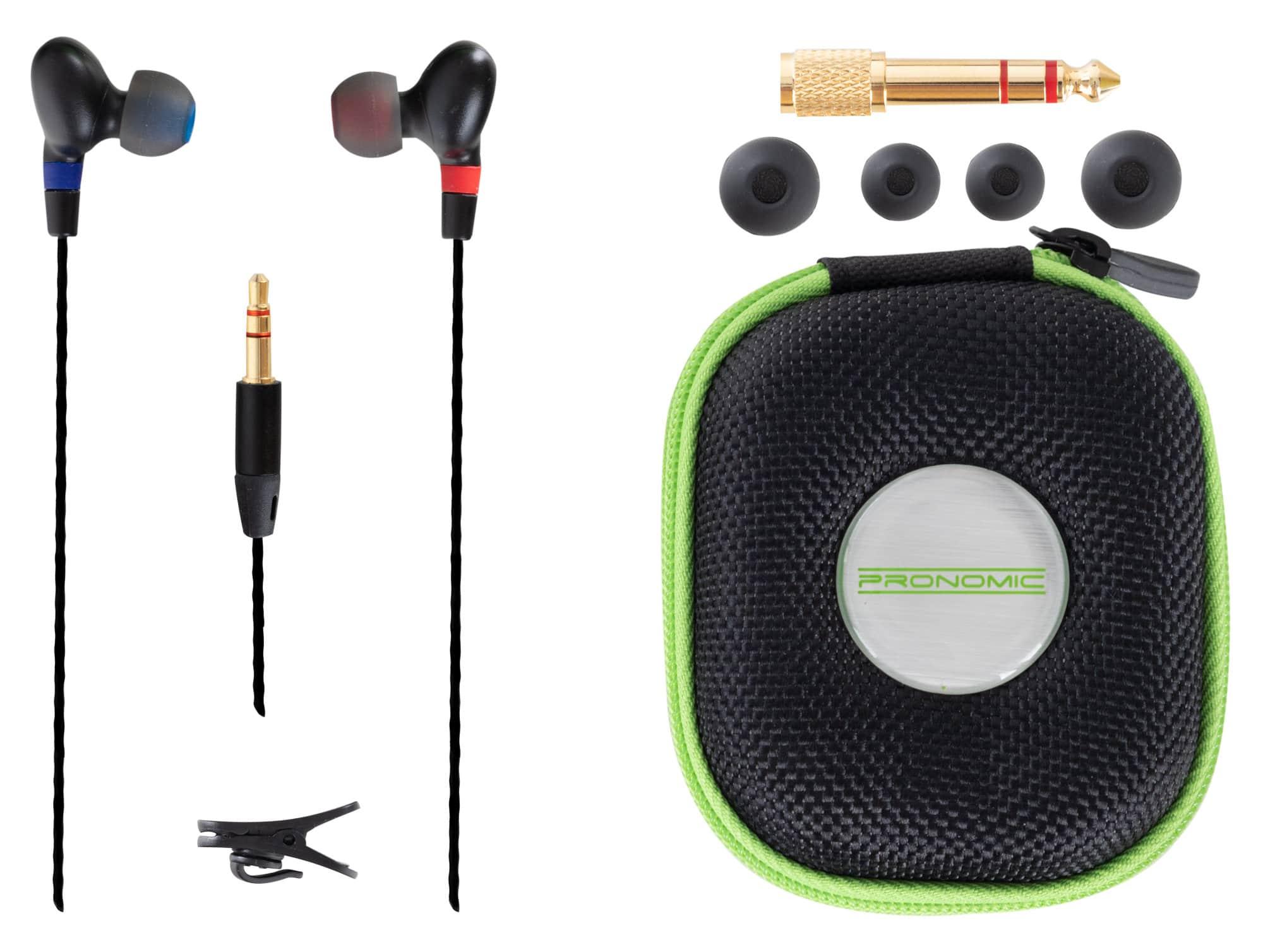 Kopfhoerer - Pronomic iPH 125 In Ear Kopfhörer 2,5m - Onlineshop Musikhaus Kirstein