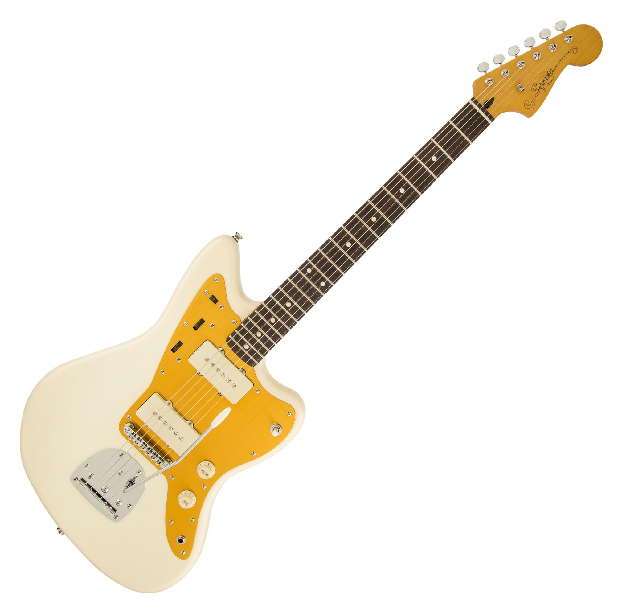 Egitarren - Fender Squier J Mascis Jazzmaster VWH - Onlineshop Musikhaus Kirstein