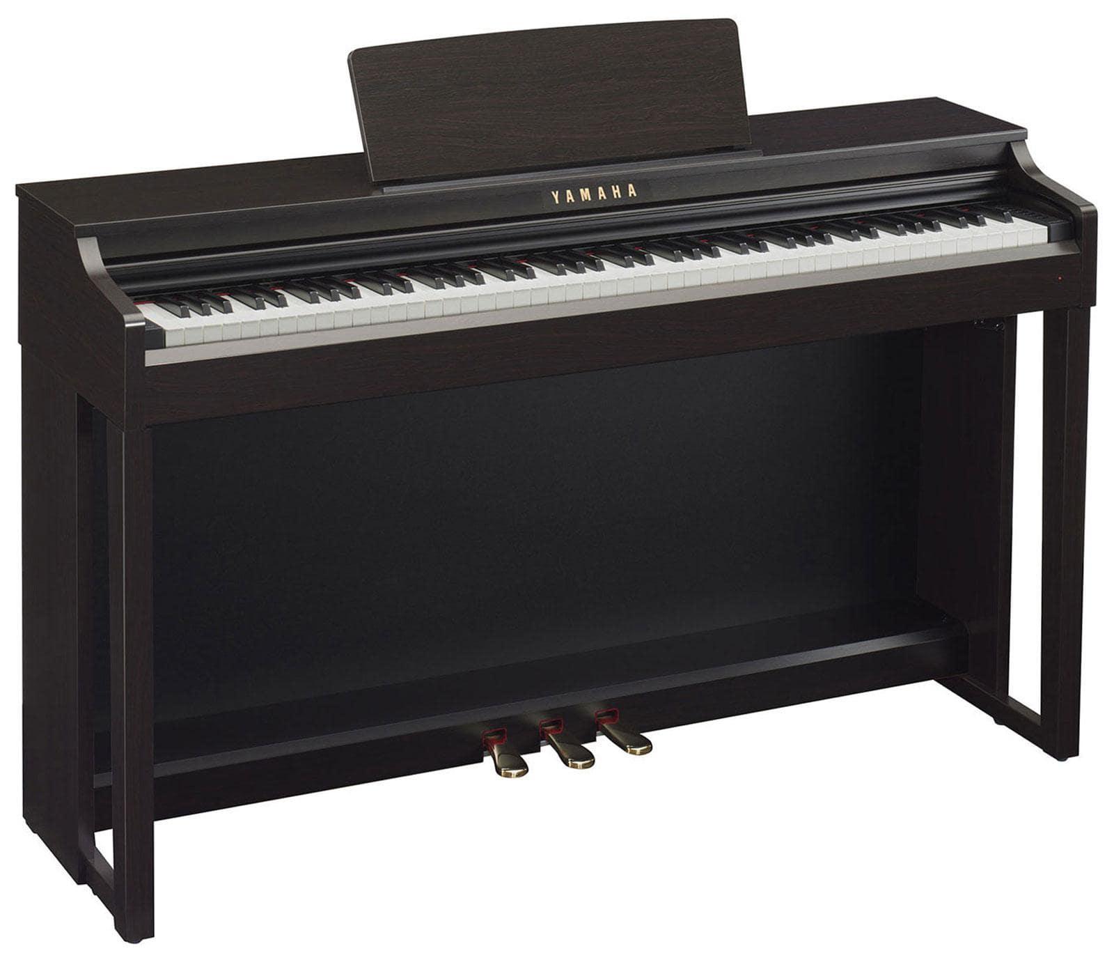 Yamaha clp 625 r digitalpiano rosenholz for Yamaha clp 625