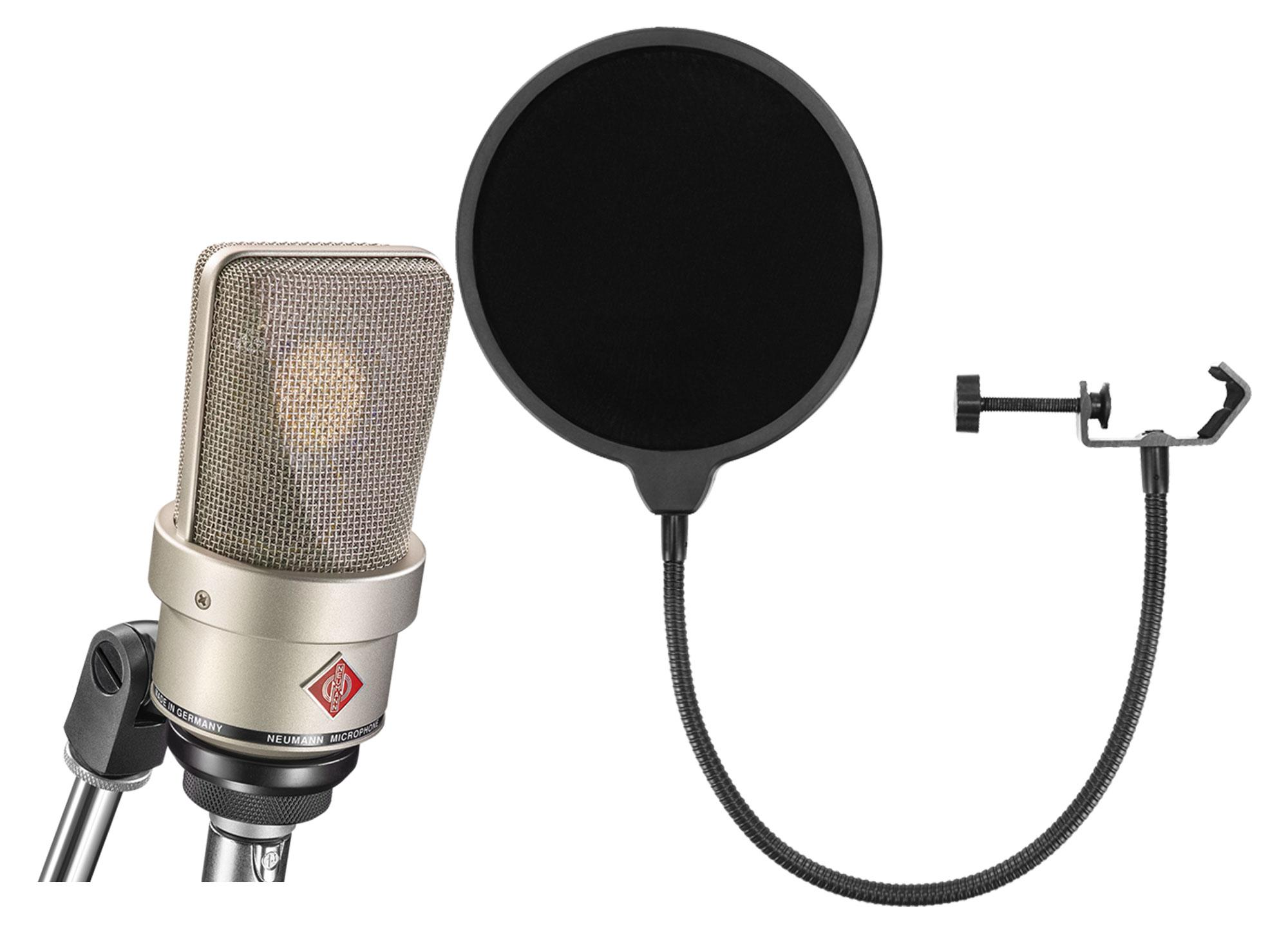 Mikrofone - Neumann TLM 103 NI Mikrofon Set inkl. Popkiller - Onlineshop Musikhaus Kirstein