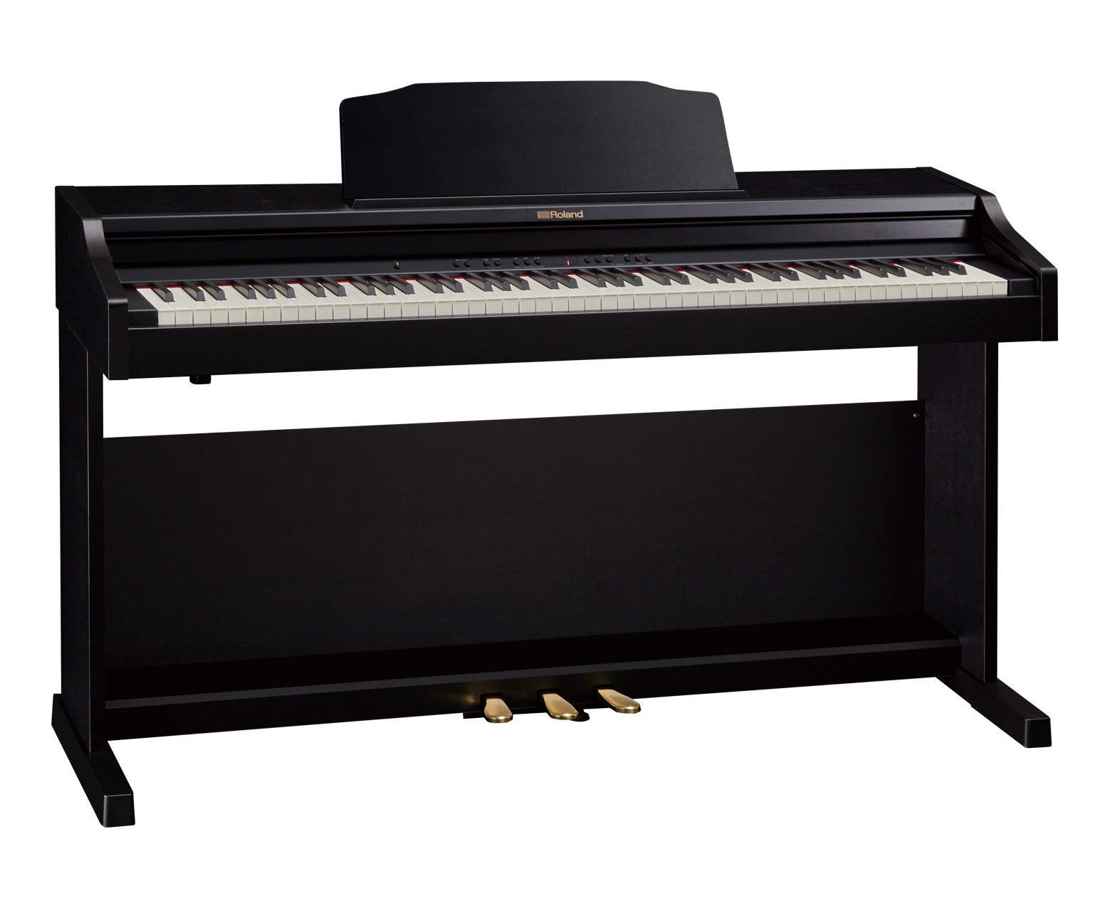 Roland RP501R CB Digitalpiano schwarz