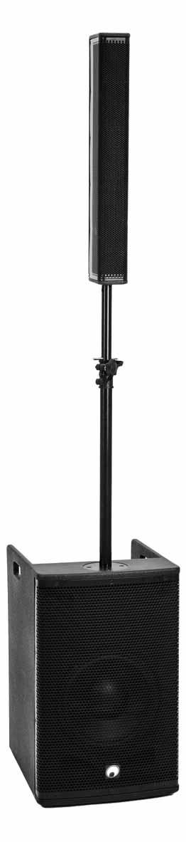 Omnitronic ACS 410BTS