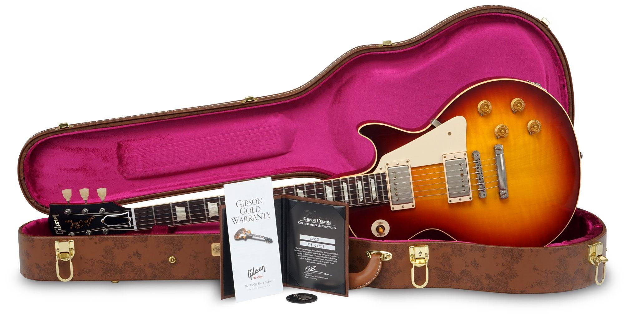 Gibson Standard Historic 1958 Les Paul Standard VOS BB LPR84VOBBNH1