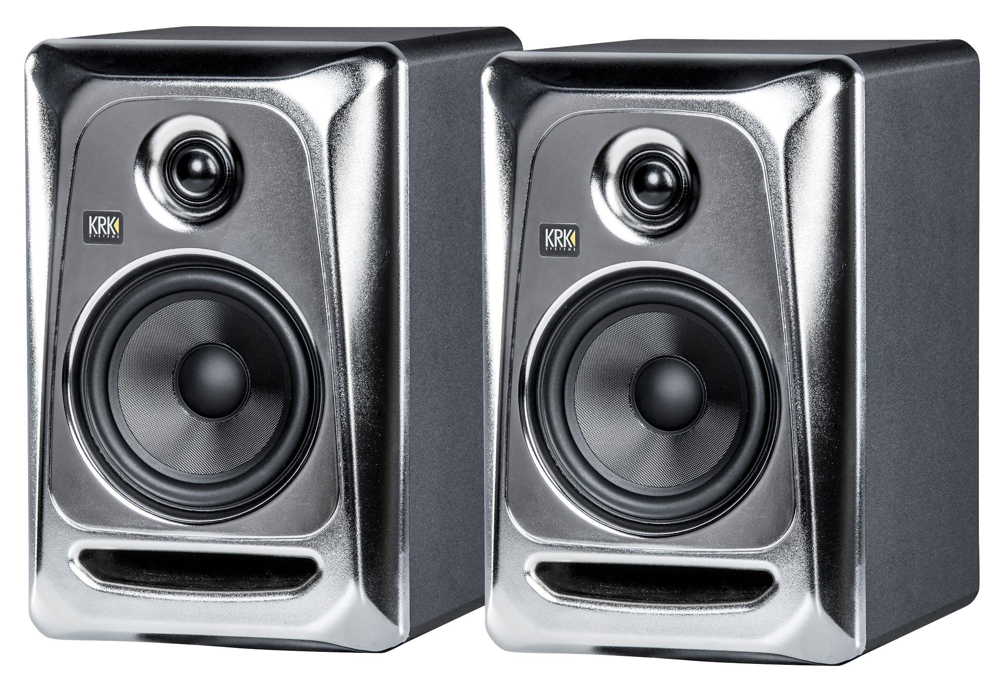 KRK ROKIT RP5 G3 ES Limited Edition 2er Set