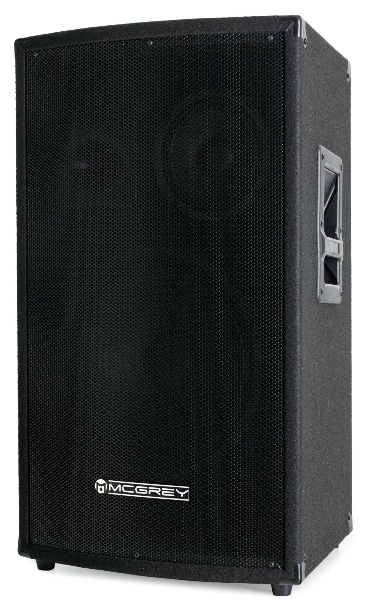 McGrey SL 12|3 Partykeller|DJ Box 600W