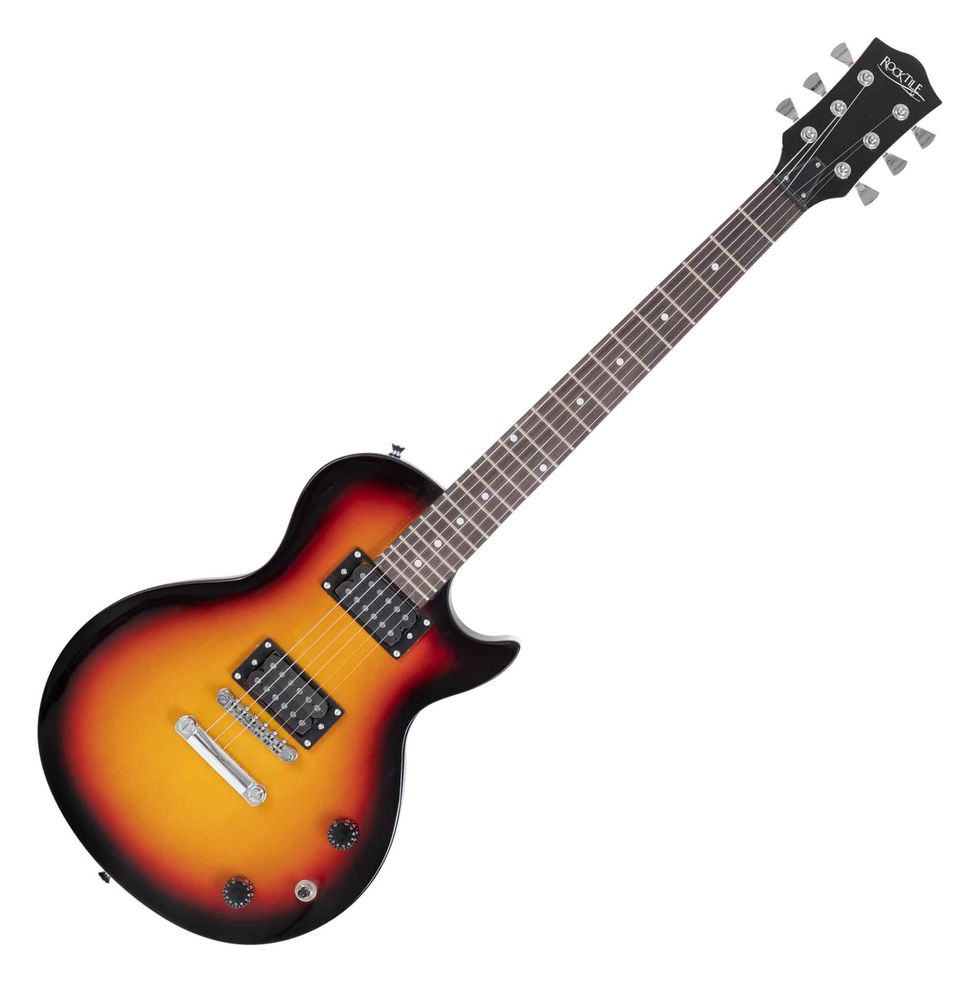 Rocktile L 100 Sb Electric Guitar Sunburst