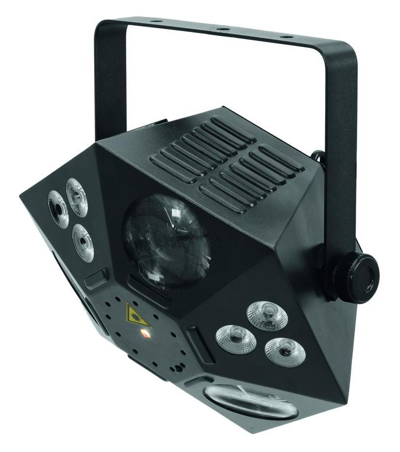 Lichteffekte - Eurolite LED Penta FX Hybrid Lasereffekt - Onlineshop Musikhaus Kirstein