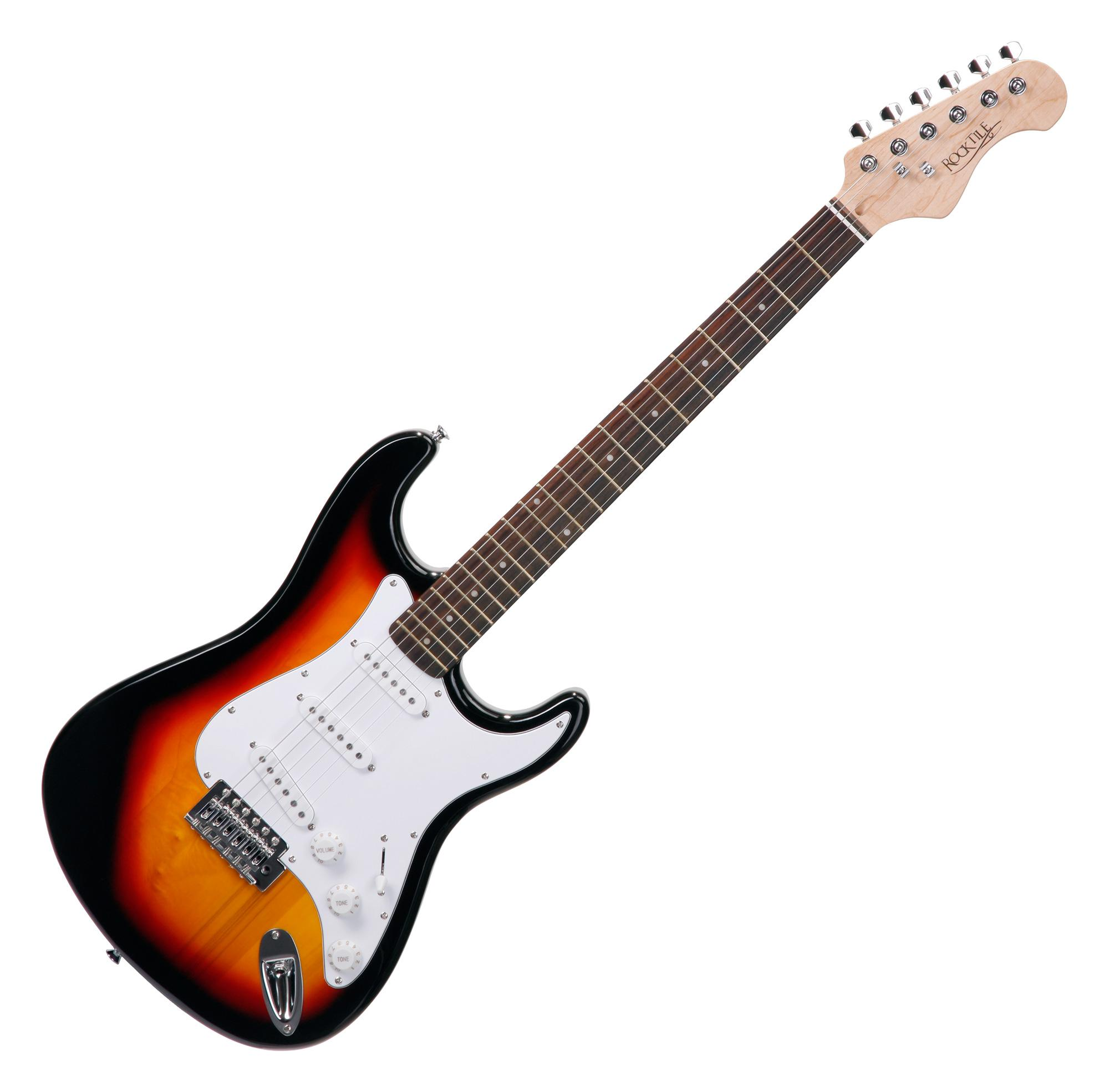 Rocktile Sphere Classic Electric Guitar Sunburst