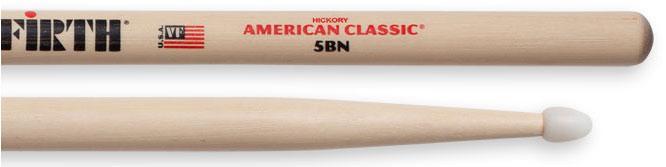 Vic Firth Nylon Drumsticks American Classic 5B