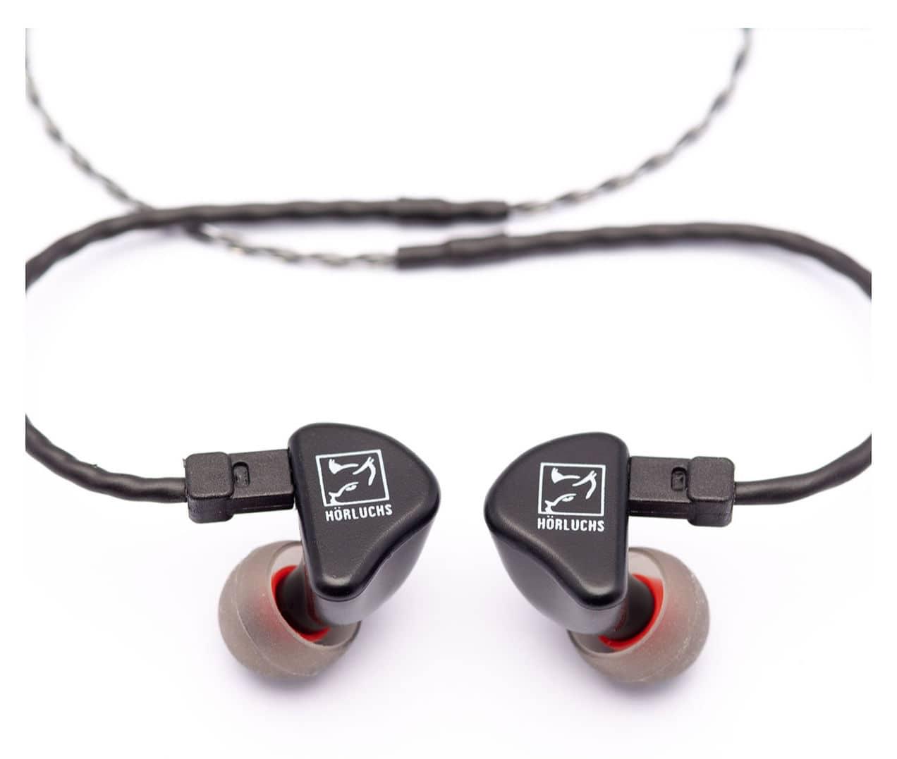 Kopfhoerer - Hörluchs HL1200 In Ear Hörer - Onlineshop Musikhaus Kirstein