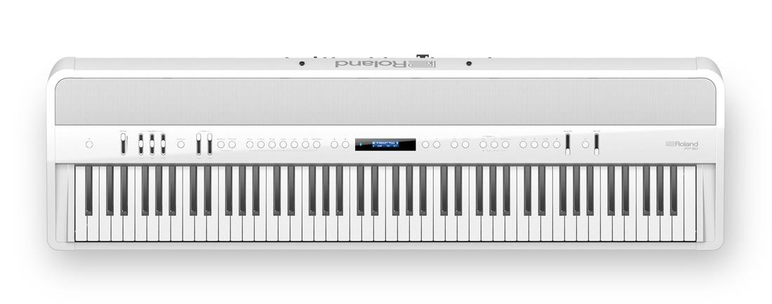 Roland FP 90 WH Stagepiano weiss