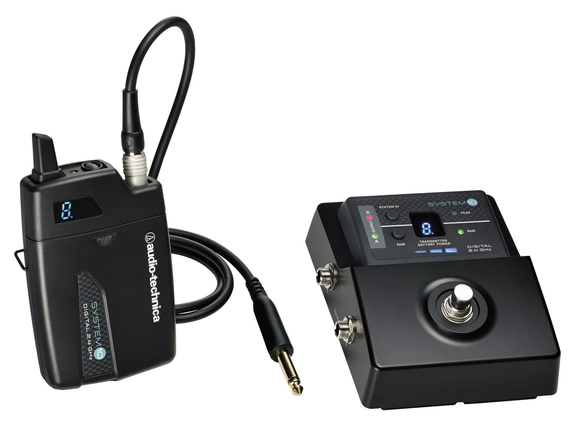 Audio Technica ATW 1501 Bodypack Stomp Funkset