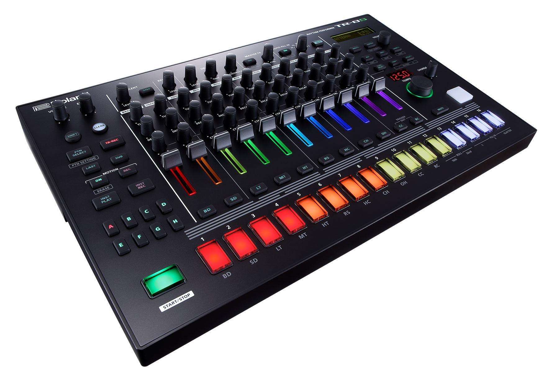 Roland TR 8S Rhythm Performer