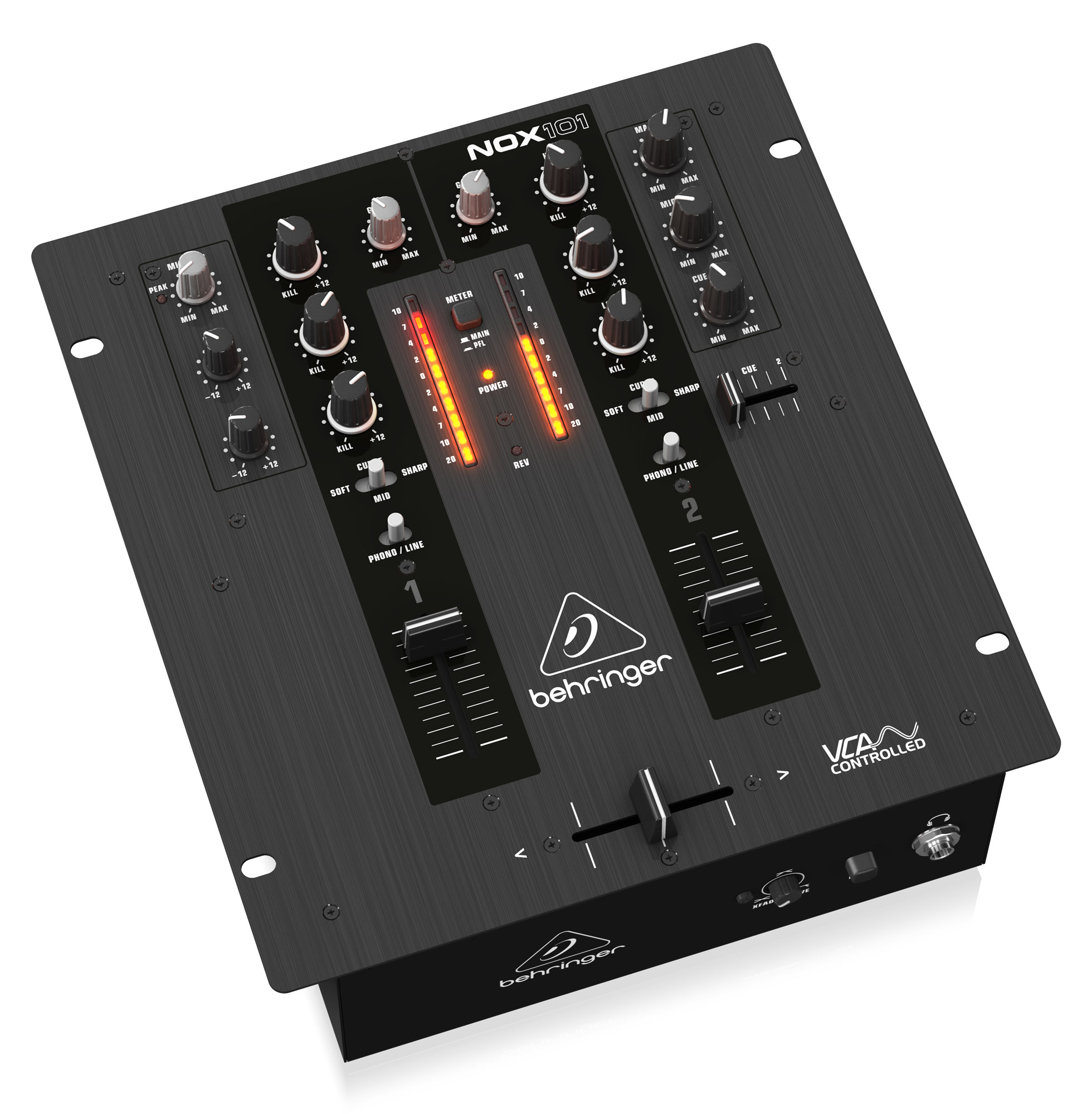 Djmixer - Behringer NOX101 DJ Mixer - Onlineshop Musikhaus Kirstein