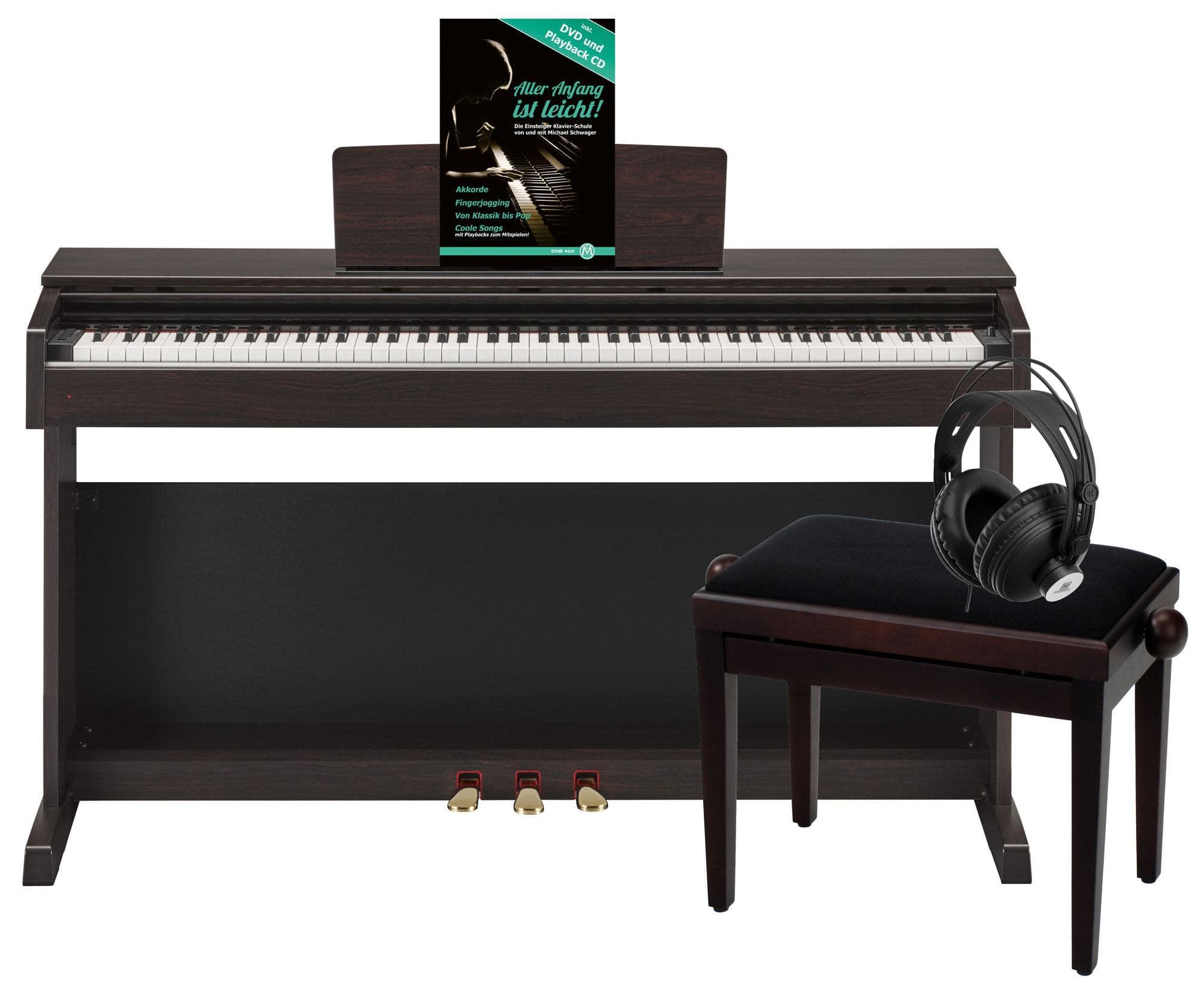 Yamaha YDP 143 R Arius E Piano Rosenholz Deluxe Set