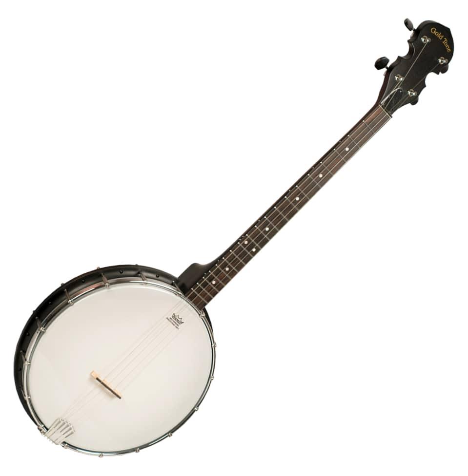 Sonstigezupf - Gold Tone AC 4 Openback Tenor Banjo - Onlineshop Musikhaus Kirstein