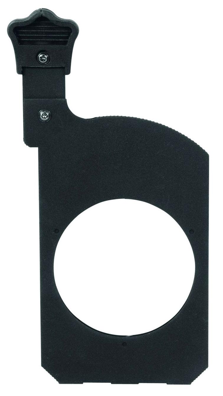Eurolite Gobohalter für FS-600 schwarz