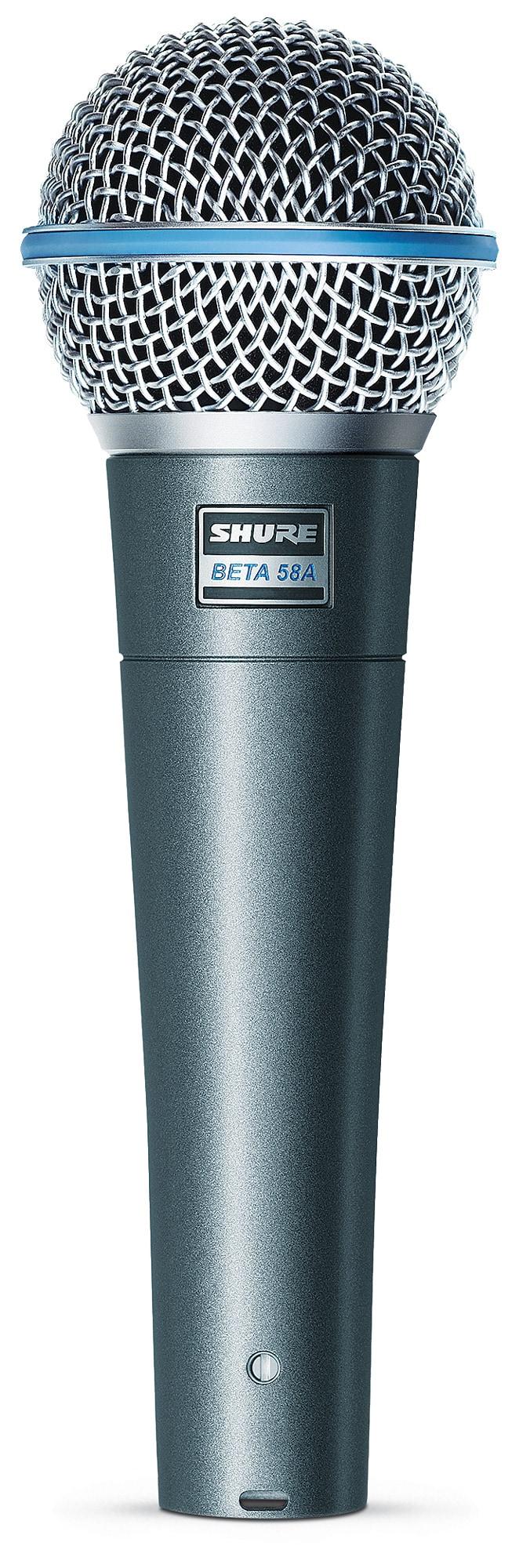 Mikrofone - Shure Beta 58A - Onlineshop Musikhaus Kirstein