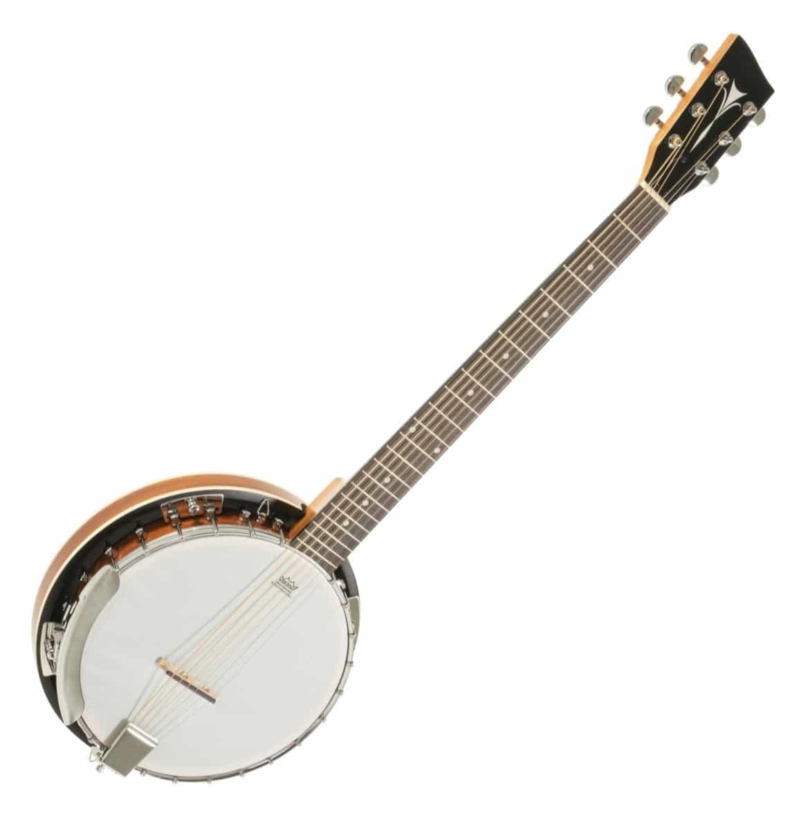Sonstigezupf - VGS Select Banjo 6 string - Onlineshop Musikhaus Kirstein