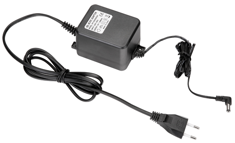 Musikerzubehoer - Pronomic Netzteil NT 1208 AC DC Adapter 800 mA - Onlineshop Musikhaus Kirstein