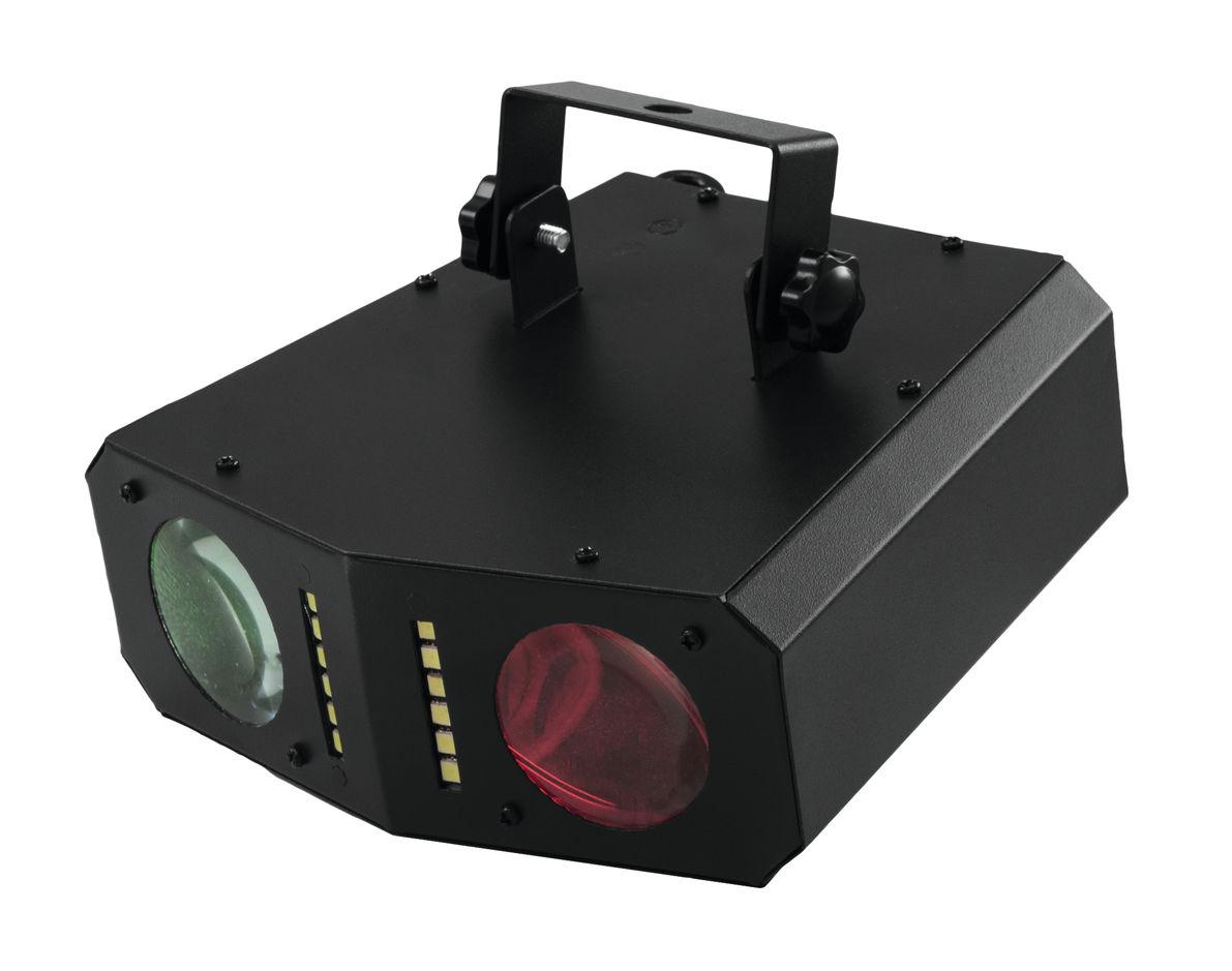 Lichteffekte - Eurolite LED DMF 2 Hybrid Flowereffekt - Onlineshop Musikhaus Kirstein