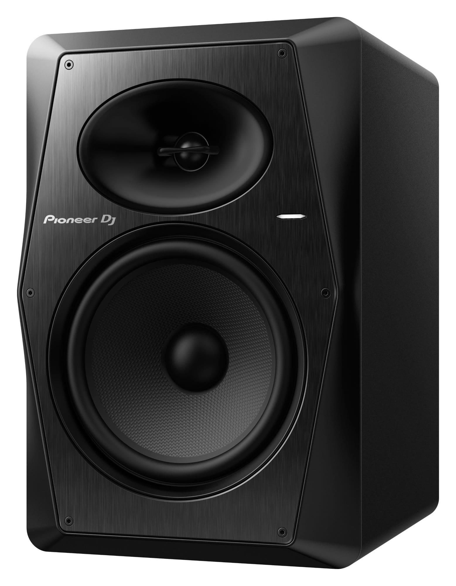 Studiomonitore - Pioneer DJ VM 80 Schwarz - Onlineshop Musikhaus Kirstein