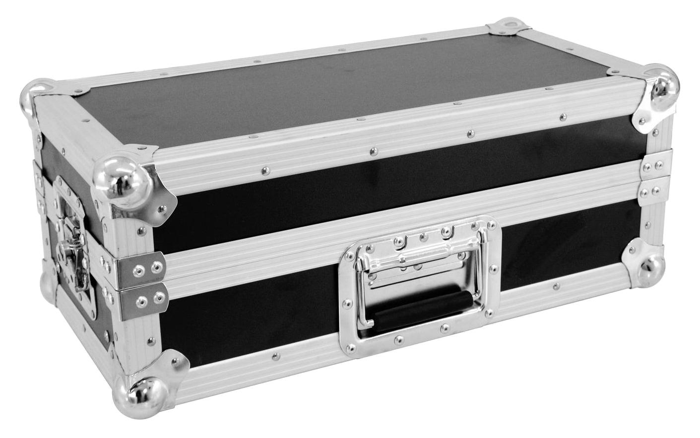 Kirstein MCA 19 Profi Mixer Case 4 HE, schwarz