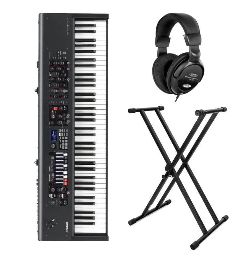 Stagepianos - Yamaha YC73 Stagekeyboard SET - Onlineshop Musikhaus Kirstein