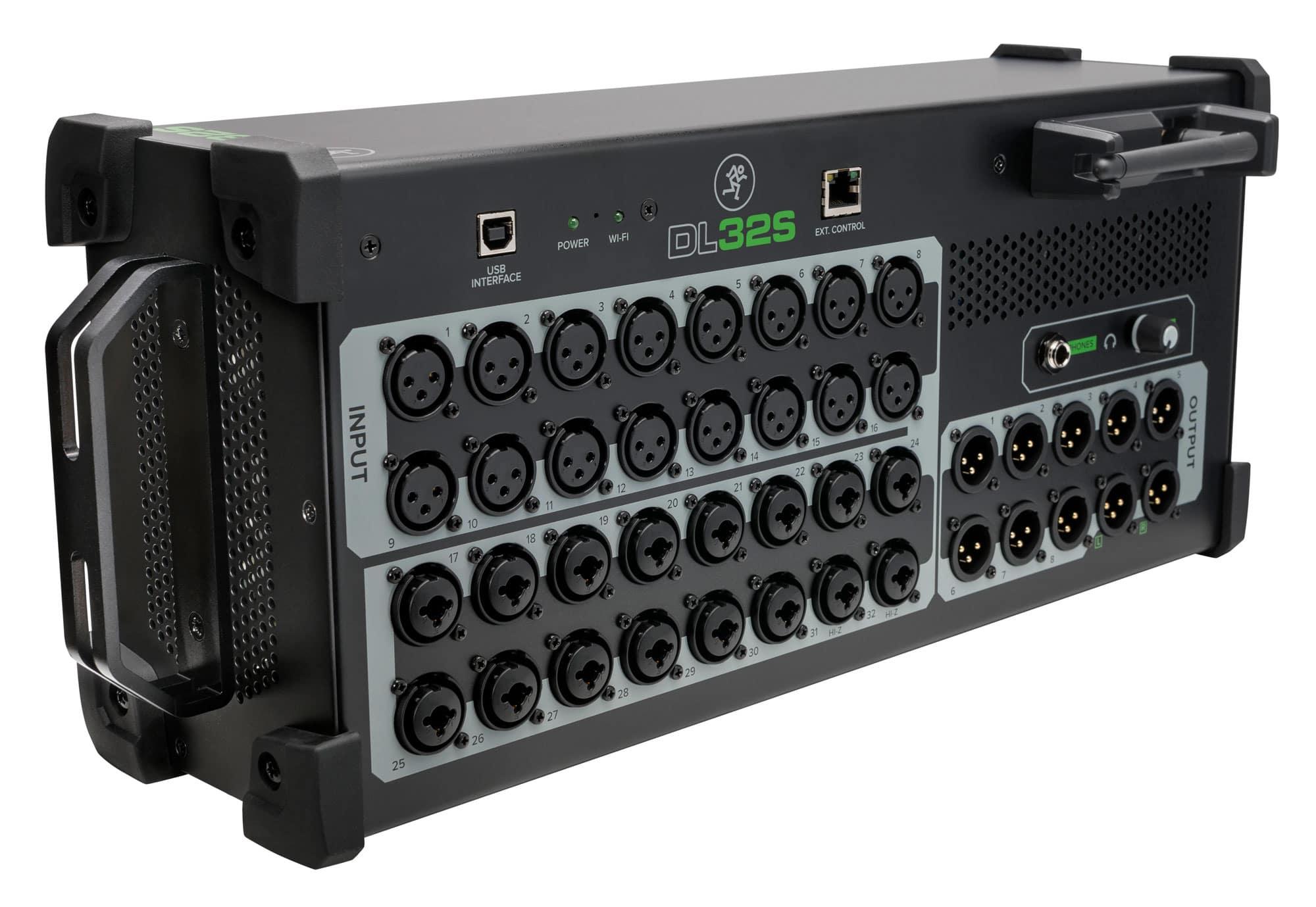 Mikrofone - Mackie DL32S 1A Showroom Modell (Zustand wie neu) - Onlineshop Musikhaus Kirstein