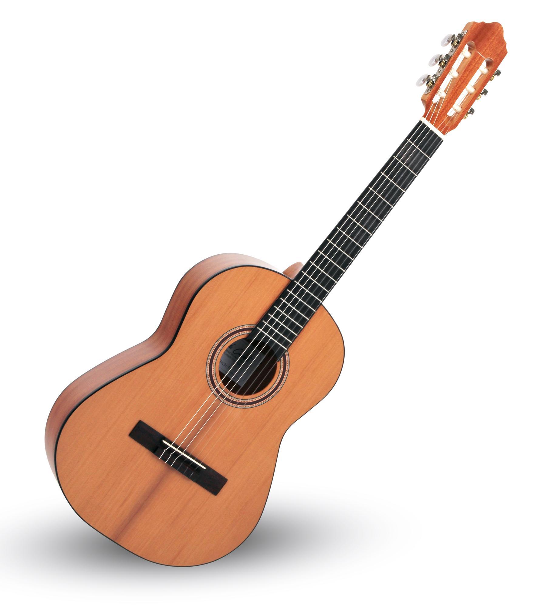 Calida Cadete Konzertgitarre 3|4 Zeder Hochglanz Made in Portugal