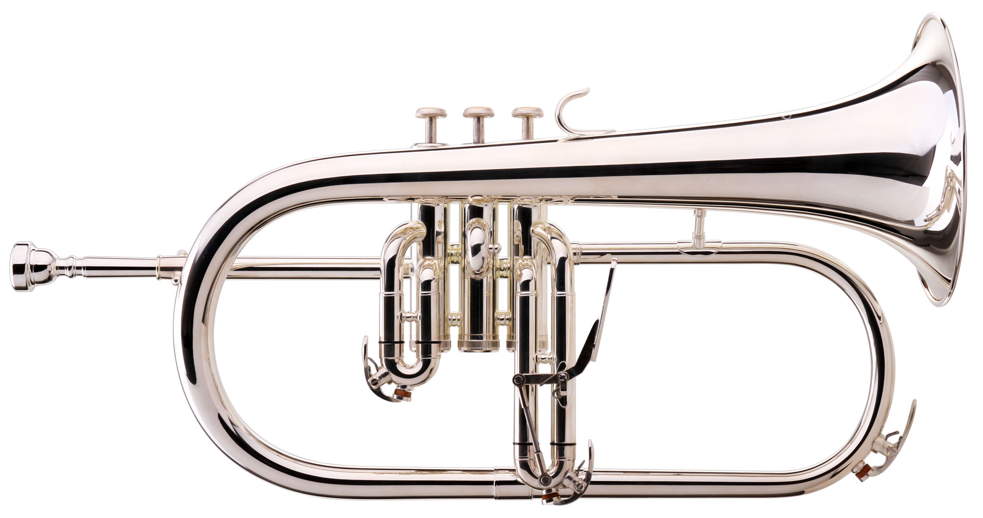 Classic Cantabile FL 26S Flügelhorn versilbert