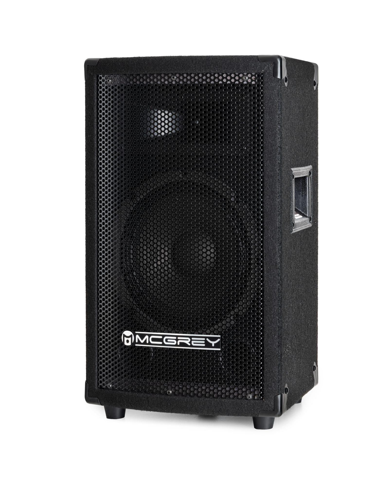 McGrey TP 8 DJ und Partybox 300 W