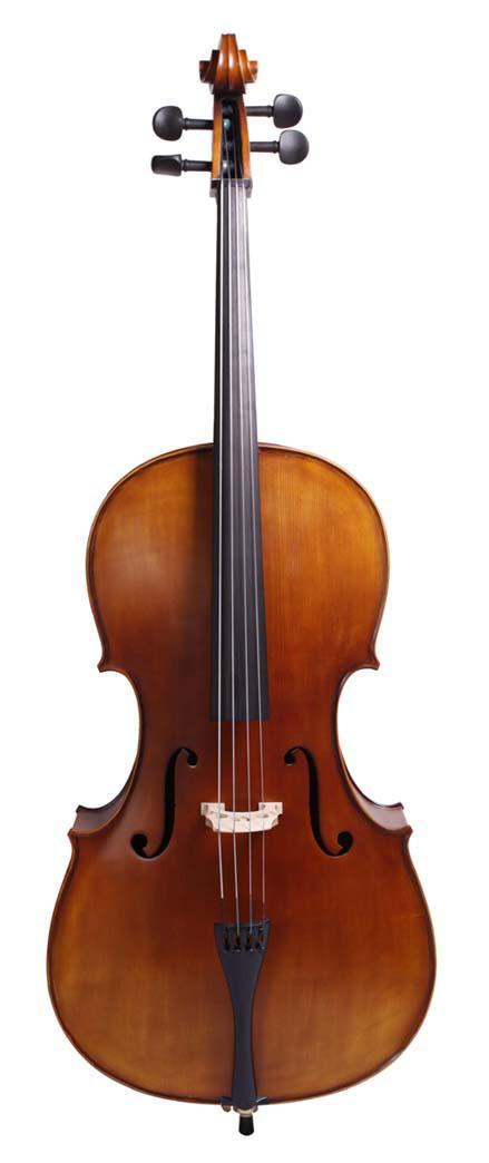Sandner Mod. 202 Cello 1|2 Garnitur