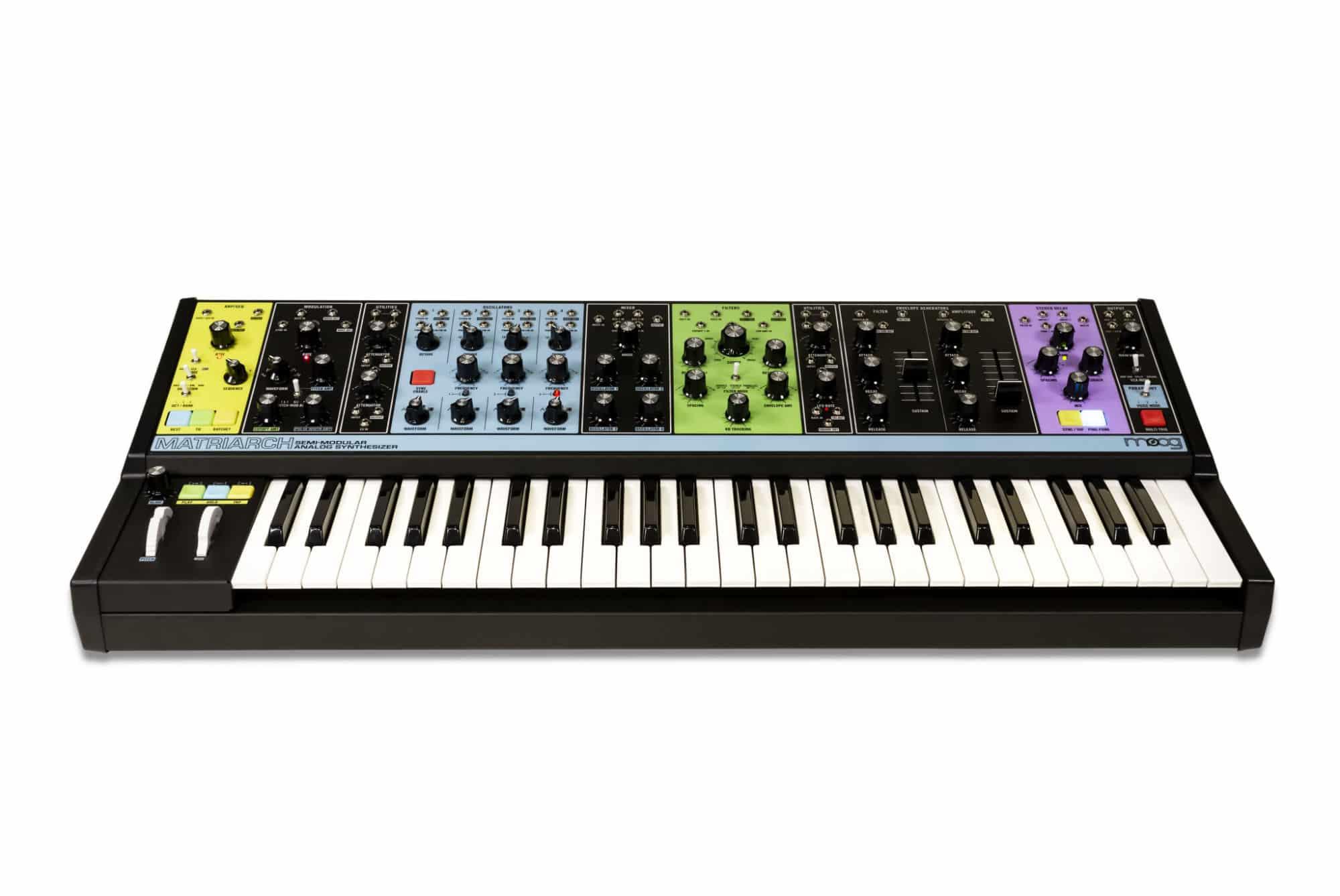 Synthesizer - Moog Matriarch - Onlineshop Musikhaus Kirstein