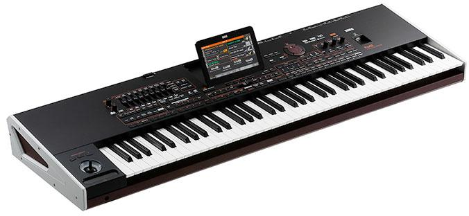Homekeyboards - Korg Pa4X 76 International Keyboard   - Onlineshop Musikhaus Kirstein